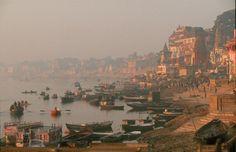 15. Varanasi, India