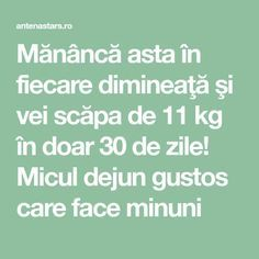Mănâncă asta în fiecare dimineaţă şi vei scăpa de 11 kg în doar 30 de zile! Micul dejun gustos care face minuni Kefir, Beauty Hacks, Healthy Living, Healthy Recipes, Breakfast, Tips, Medicine, Diets, Varicose Veins