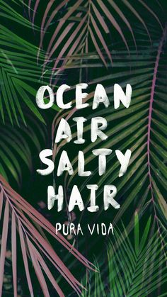 Ocean Air Salty Hair - Beach Life Quotes For Inspiration - Citations Instagram, Instagram Quotes, Iphone Instagram, Instagram Caption, Disney Instagram, Instagram Story, Beach Captions, Summer Captions, Captions Sassy