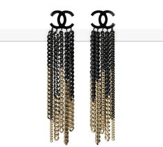 Chanel Earrings Fashion Jewelry CHANEL Fashion Costume