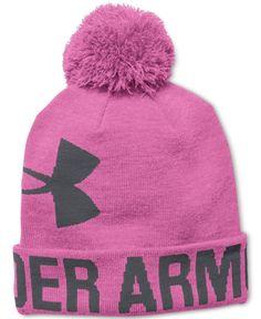 Under Armour Logo Pom-Pom Hat
