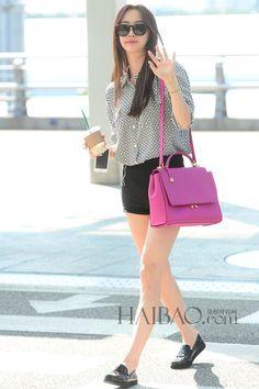 #Sistar Airport Fashion #Dasom