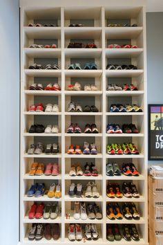 Samira Kafala & Jake Noakes — Photographer & Graphic Designer, Apartment, Oud-West, Amsterdam.