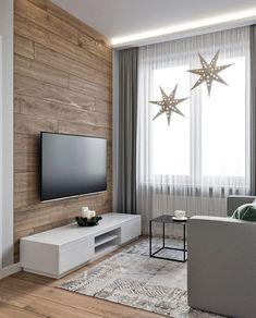 - Living Room Wall Units, Living Room Tv Unit Designs, Small Living Rooms, Home Living Room, Living Room Decor, Living Room Partition Design, Home Room Design, Apartment Interior, Diy Décoration