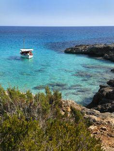 Cala Es Talaier, Menorca, Spain