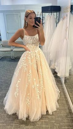 Stunning Prom Dresses, Pretty Prom Dresses, Hoco Dresses, Dance Dresses, Quinceanera Dresses, Beautiful Dresses, Pastel Prom Dress, Sweet 16 Dresses, Tulle Prom Dress
