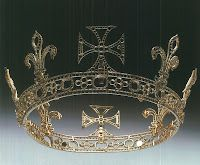Queen Victoria's State Diadem or Regal Circlet 1853