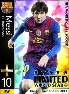 Messi -FC Barcelona-