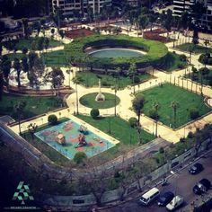 Sanayeh Garden جنينة الصنايع By Khalil Shukeir #WeAreLebanon #Lebanon