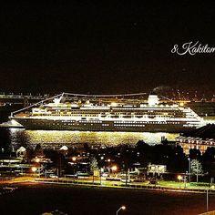 Instagram【8kakitomo8】さんの写真をピンしています。 《豪華客船『飛鳥Ⅱ』『横浜ベイブリッジ』『横浜赤レンガ倉庫』コラボレーション . Location:yokohama . #夜景 #横浜 #赤レンガ倉庫 #横浜ベイブリッジ #飛鳥ii #横浜が好きな人と繋がりたい #japan_night_view  #icu_japan #night_arts #addicted_to_night  #yakei_luv  #thehub_night  #night_shots  #total_night  #night_captures #Lovers_Nippon #pocket_nights  #_photo_japan #icu_nightlife #best_expression_night #team_jp #art_of_japan  #pics_jp #wu_japan #traveling_night #My_Yokohama #vivodinotte #IGersJP #thisismyjapan_2017 #jp_gallery》