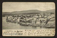HISTORIA DE VALDIVIA - CHILE: VALDIVIA ANTIGUO