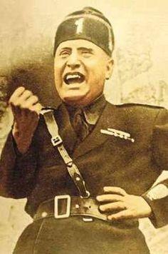 La profezia di Mussolini :: news domenico marigliano