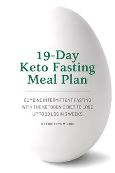 Intermittent fasting is an interesting concept one that is particularly powerful on a ketosis diet. The two approaches work well together providing you with additional health benefits and other advantages. Check out this keto fasting plan to learn more. Ketogenic Diet Menu, Ketosis Diet, Carbohydrate Diet, Keto Diet Plan, Ketogenic Recipes, Keto Recipes, Dukan Diet, Atkins Diet, Paleo Diet