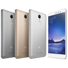 Xiaomi Redmi Note 3 Pro 5.5-inch 3GB RAM 32GB Snapdragon 650 Hexa-core 4G Smartphone Sale - Banggood.com