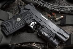 Wilson Combat CQB Light Rail Lightweight (courtesy wilsoncombat.com)