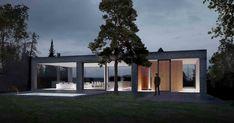 Bjorkudden, Lidingo by John Robert Nilsson Architecture