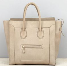 Celine medium tote...looking for this in mustard yellow :)
