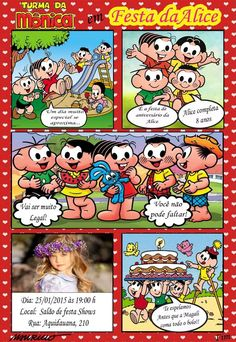 Childhood Memories, 81, Maria Alice, Justin Bieber, Peanuts Comics, 6 Year Anniversary, 3 Year Olds, Digital Art, Party