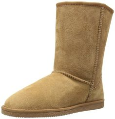 Lamo Women's Lady's 9 Inch Snow Boot, Chestnut, 11 M US >>> Be sure to check out this awesome product.