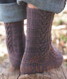 Мужские носки - Woodcutter's Socks by Rachel Coopey. Crochet Socks, Knitting Socks, Hand Knitting, Knitted Hats, Knit Crochet, Wool Socks, My Socks, Knitting Accessories, Red Riding Hood