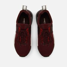 ec99190a83f7 Kenneth Cole New York Maddox Jogger Chunky Platform Sneaker - Wine 5.5 Platform  Sneakers
