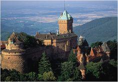 château du Haut-Koenigsbourg France