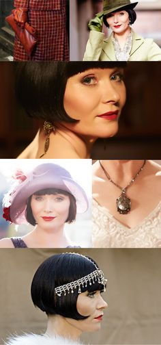More of Phryne's fabulous accessories! Series 1 & 2 now streaming on www.acorn.tv
