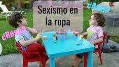 Sexismo en la ropa ¿Cómo evitarlo? Rose T Shirt, Black Babies, Blue Things, Coat Of Many Colors, Spirit Wear, Switzerland, Little Girl Clothing