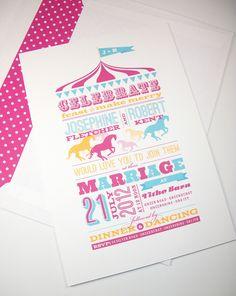 Prettywild Stationery Design for Festival Style Weddings