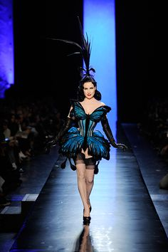 ジャンポール・ゴルチエ(JEAN PAUL GAULTIER) Haute Couture 2014SSコレクション Gallery43