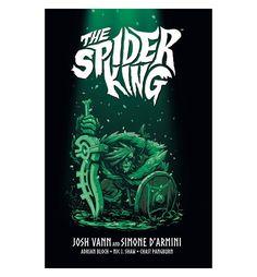 Image of The Spider King - Kickstarter Edition