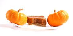 Recipe of the Day ~ Vegan Pumpkin Cheesecake Bars