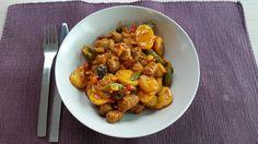 Catalaanse wok met merguez – Onze Keuken