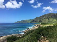 Ka'ena Point State Park, Ile d'Oahu
