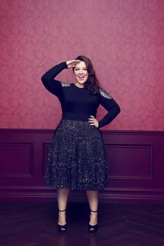 Melissa McCarthy Just Launched an Ecommerce Site to Shop Her Holiday Collection