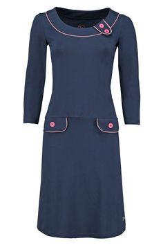 Dress Pam Blue