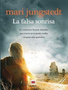 "(l.30-05/mi.01-06-16) ""La falsa sonrisa""  [Anders Knutas 06] - Mari Jungstedt"