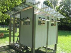 Littlefeats The Feather Factory Chicken Coop - BackYard Chickens Community