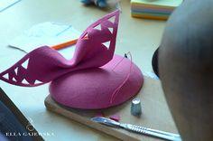 creating new pillbox hat