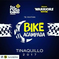 #Repost @turutabike  Próximamente!! Pendientes.. #turutabike #warriors #noturna #evento #acampada #compartir #entrepanas #bike #bici #mtb #ciclismo #Venezuela