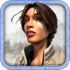 Syberia (Full) - Kindle Fire Edition: A gripping script that goes beyond your imagination Rich and intriguing characters Film-like camera angles, movements and framing Original and creative puzzles An incomparable and unique atmosphere Ipod Touch, Kate Walker, Ios, Best Android Games, Camera Angle, Destin, Android Apk, Mobile Application, The Incredibles