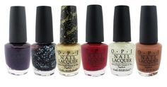 OPI 6 Pack - Mix 3 for $39