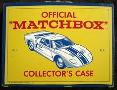 Matchbox Cars - I liked Hot Wheels better, but still collected these cars.