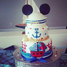 Nautical mickey