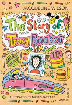 The Story of Tracy Beaker   Jacqueline Wilson   #SeasonsReadings Strictly private. Keep out on pain of death. I'm Tracy Beaker - have you heard of me? I'm stuck in The Dumping Ground just at the moment, but I'm sure my Mum will come and get me soon. This is a story all about me - so I know you'll enjoy it!