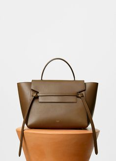 f6c813d4fe Mini Belt Bag in Supersoft Calfskin - Céline. YAS Celine Bag
