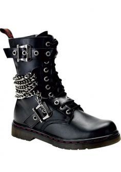 Demonia Disorder 204 Boot yes please