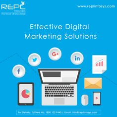 RIPL Noida is one of the most reputed Digital Marketing Company providing fully-integrated digital marketing solutions to meet the demand of digital ecosystem. We offer SEO, SEM, SMO, PPC & Advertising, and much more. http://www.replinfosys.com/digital-marketing.aspx