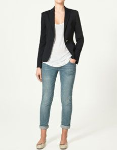 Would love with a darker wash jean
