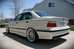 BMW M3 on Apex ARC-8 Wheels - Rides & Styling